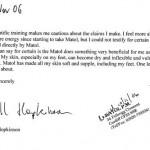 Dr Hopkinson Matol Testimonial - Diabetic