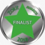 Zokit Fonalist awards 2018